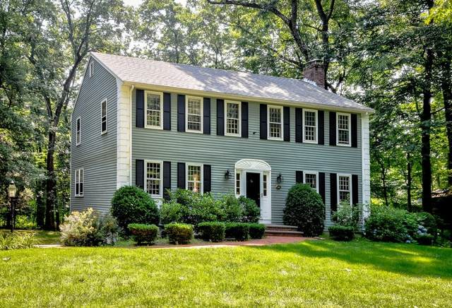 24 Briarcliff Dr, Hopkinton, MA 01748 (MLS #72872305) :: The Ponte Group