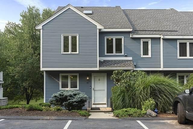 74 Merrimack Drive #74, Merrimack, NH 03054 (MLS #72872318) :: Parrott Realty Group