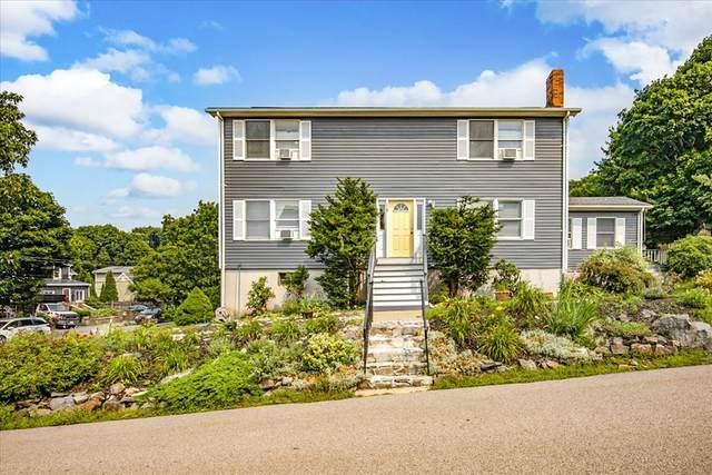 119 Eastman Avenue, Swampscott, MA 01907 (MLS #72872324) :: Maloney Properties Real Estate Brokerage