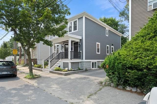 8 Grant Ave #8, Belmont, MA 02478 (MLS #72872339) :: Maloney Properties Real Estate Brokerage