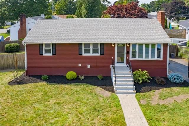 30 Putnam Ave, Wakefield, MA 01880 (MLS #72872349) :: Maloney Properties Real Estate Brokerage
