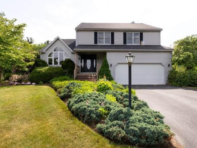 7 Erbeck Cir, Bridgewater, MA 02324 (MLS #72872351) :: Maloney Properties Real Estate Brokerage