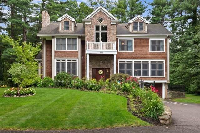 112 Edgewater Drive, Needham, MA 02492 (MLS #72872385) :: Welchman Real Estate Group