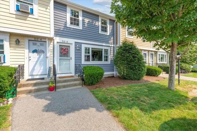 3 Lydon Ln D2, Halifax, MA 02338 (MLS #72872409) :: Welchman Real Estate Group
