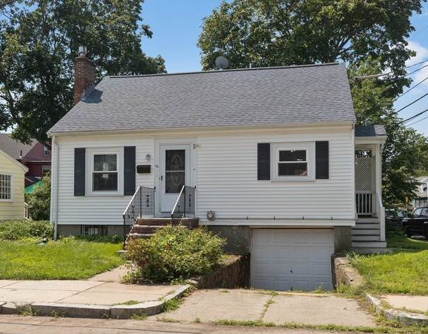 16 Jacqueline Rd, Boston, MA 02132 (MLS #72872421) :: The Gillach Group