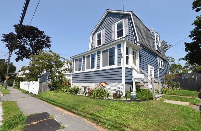 90 Darrow Street, Quincy, MA 02169 (MLS #72872423) :: Maloney Properties Real Estate Brokerage
