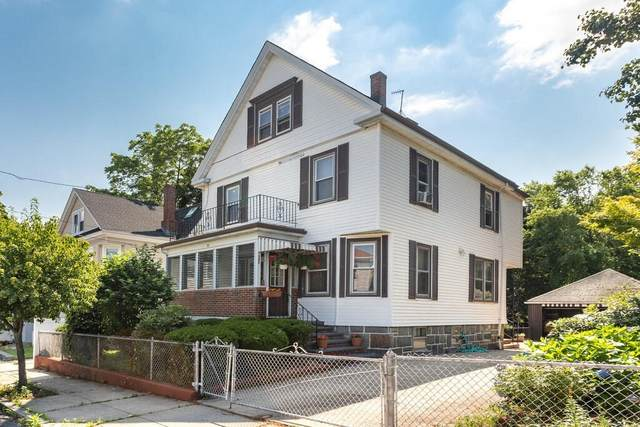 22 Cliftondale St, Boston, MA 02131 (MLS #72872482) :: The Gillach Group
