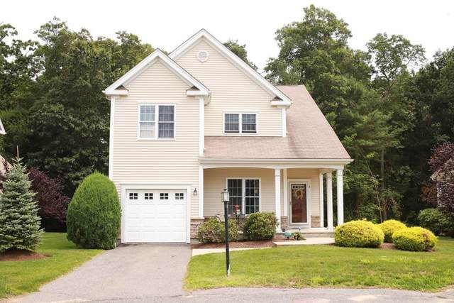 8 Sunflower Drive #8, Raynham, MA 02767 (MLS #72872514) :: Chart House Realtors