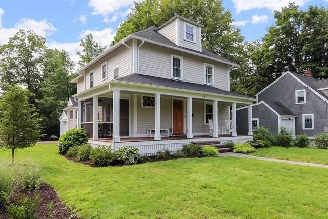 59 High Street, Needham, MA 02494 (MLS #72872541) :: Welchman Real Estate Group