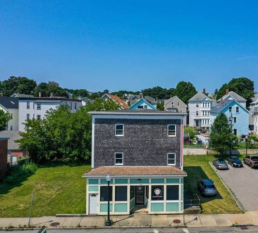 1909-1913 Purchase St, New Bedford, MA 02740 (MLS #72872610) :: Rose Homes | LAER Realty Partners