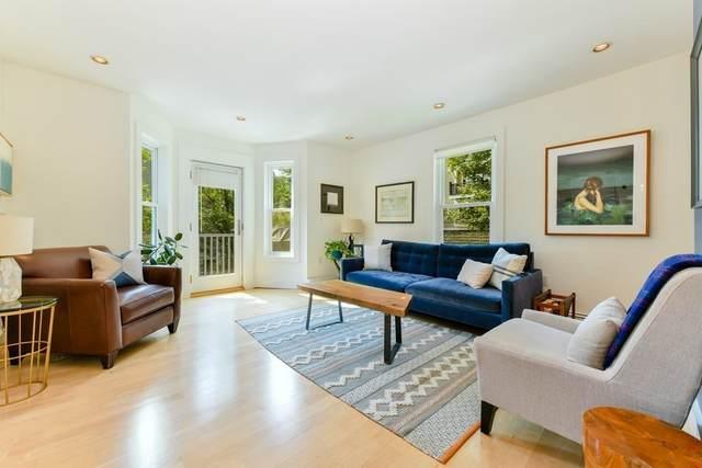 203 Chestnut Avenue #2, Boston, MA 02130 (MLS #72872639) :: Charlesgate Realty Group