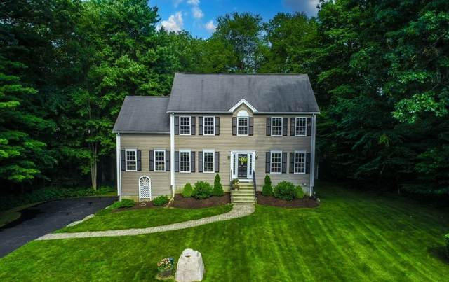 4 Tanglewood Dr, Franklin, MA 02038 (MLS #72872674) :: Welchman Real Estate Group