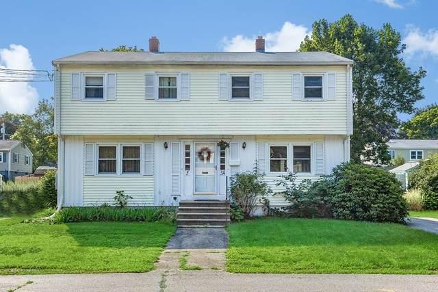 5A Garrison Rd A, Newburyport, MA 01950 (MLS #72872709) :: Westcott Properties