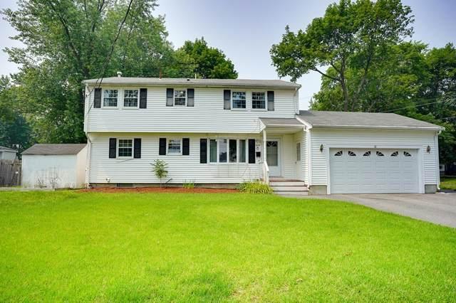 32 Newbridge Ave, Burlington, MA 01803 (MLS #72872718) :: Westcott Properties