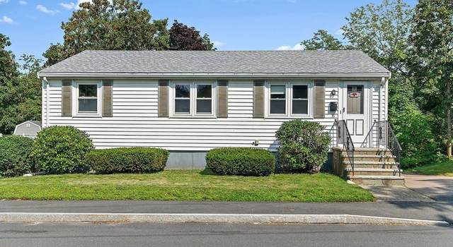 35 Winthrop St, Quincy, MA 02169 (MLS #72872722) :: Revolution Realty