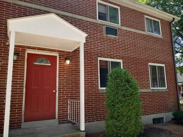 37 Wilson Dr #37, Framingham, MA 01702 (MLS #72872728) :: Welchman Real Estate Group
