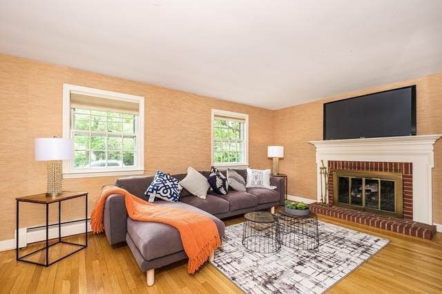 103 Manor Ave, Wellesley, MA 02482 (MLS #72872739) :: Revolution Realty