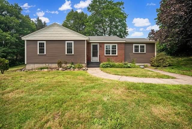 18 Meetinghouse Hill Rd, Sterling, MA 01564 (MLS #72872743) :: Westcott Properties