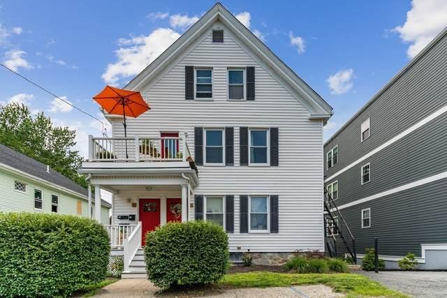 16 Harrison Street B, Boston, MA 02131 (MLS #72872799) :: Westcott Properties