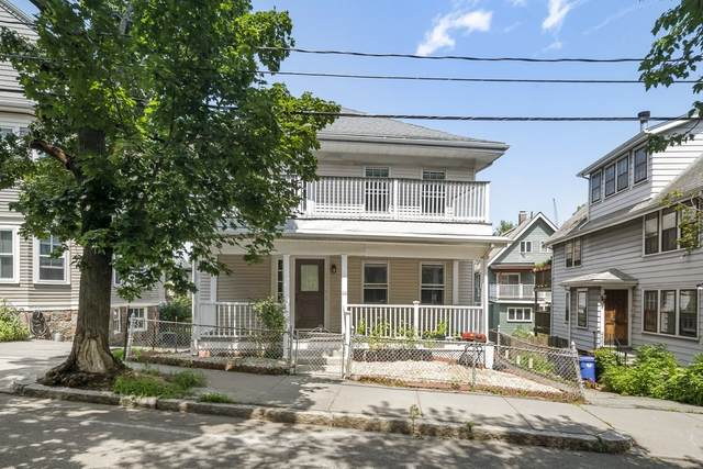 68 Linden Street, Brookline, MA 02445 (MLS #72872821) :: The Gillach Group