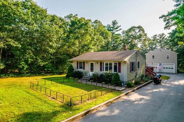 22 Weaver Street, Wareham, MA 02576 (MLS #72872888) :: Rose Homes | LAER Realty Partners
