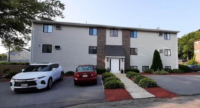 344 Beattie St. B, Fall River, MA 02723 (MLS #72872903) :: Westcott Properties