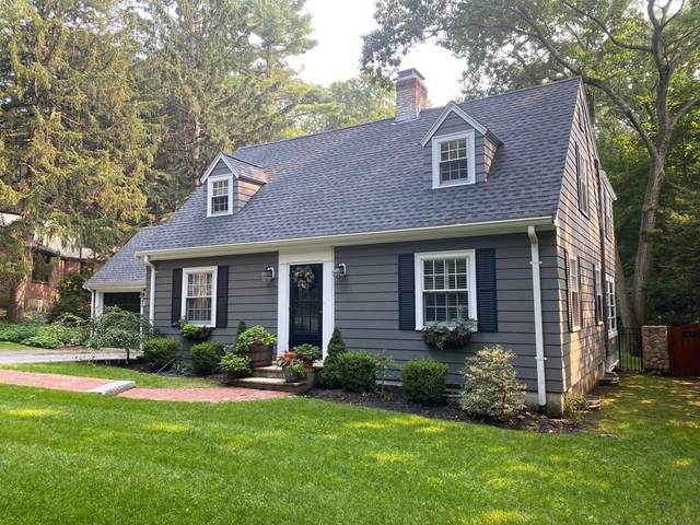 11 Comeau Street, Wellesley, MA 02481 (MLS #72872914) :: The Gillach Group
