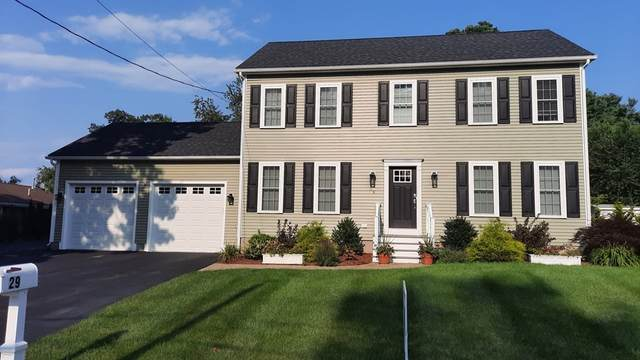 29 Young Ave, Norton, MA 02766 (MLS #72872919) :: The Gillach Group