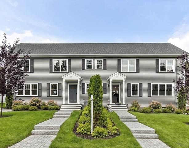 59 Neillian Way #59, Bedford, MA 01730 (MLS #72872937) :: Welchman Real Estate Group