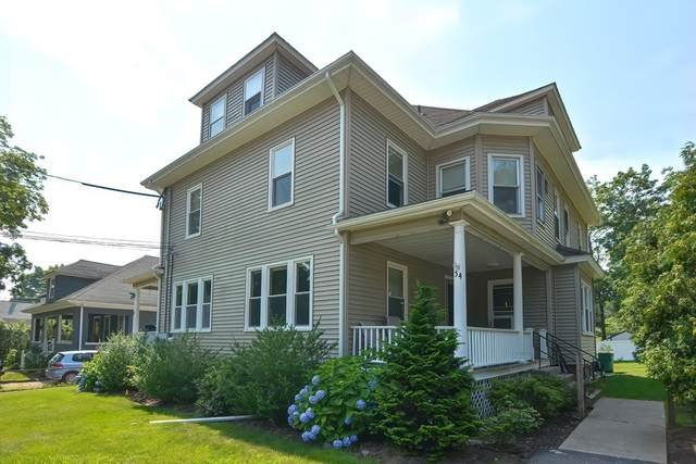 52-54 Colburn St, North Attleboro, MA 02760 (MLS #72872946) :: The Gillach Group