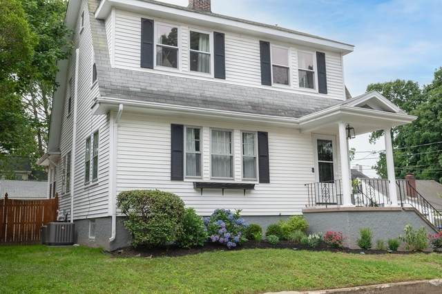 29 Maitland St., Milton, MA 02186 (MLS #72872963) :: Dot Collection at Access