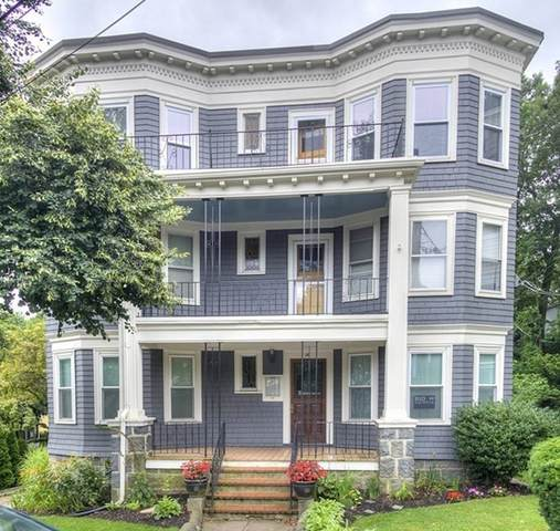 16 Montclair Ave #2, Boston, MA 02132 (MLS #72873045) :: The Gillach Group
