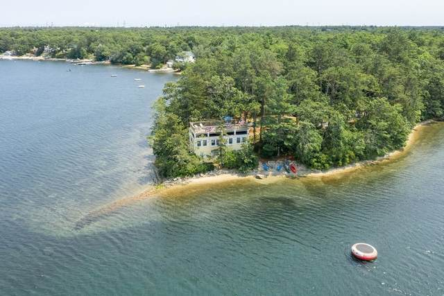 100 Gunning Point Rd, Plymouth, MA 02360 (MLS #72873056) :: The Gillach Group