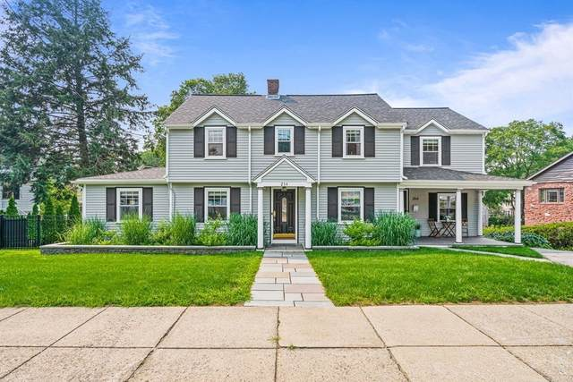 254 Main St, Winchester, MA 01890 (MLS #72873085) :: Welchman Real Estate Group