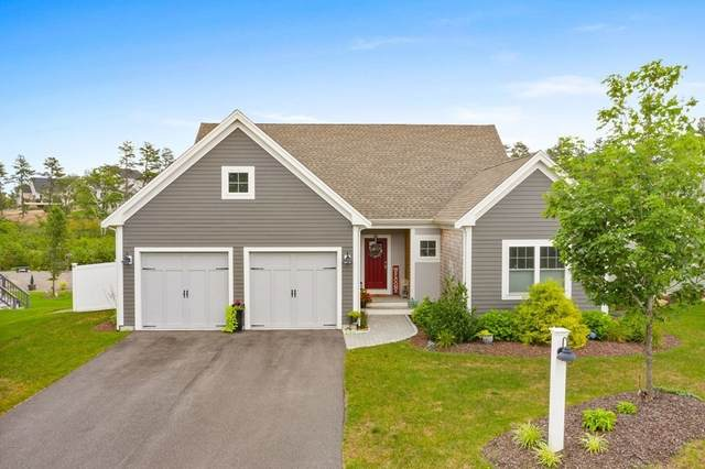 46 White Clover Trl, Plymouth, MA 02360 (MLS #72873118) :: The Gillach Group
