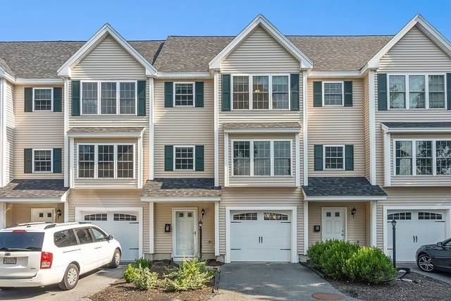 26 Main St #7, North Andover, MA 01845 (MLS #72873163) :: The Gillach Group