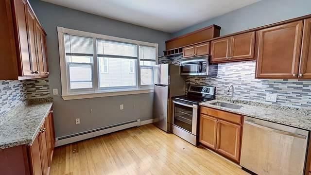 636 Dorchester Avenue #3, Boston, MA 02127 (MLS #72873167) :: The Gillach Group