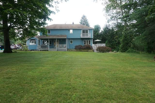 262 Pond St, Tewksbury, MA 01876 (MLS #72873174) :: The Gillach Group