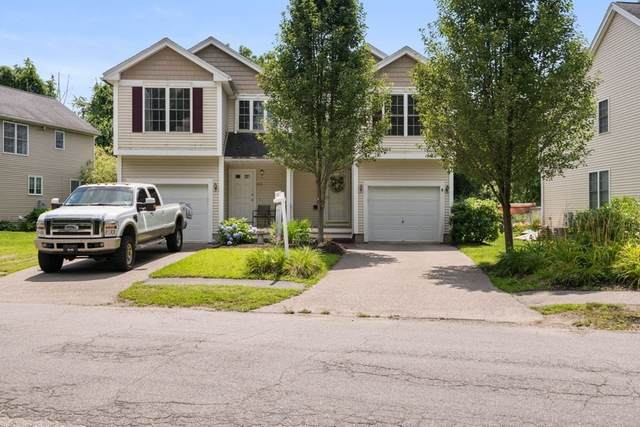 317 Farrwood Dr #317, Haverhill, MA 01835 (MLS #72873200) :: Home And Key Real Estate