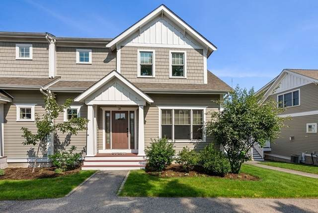 28 Putnam St #28, Needham, MA 02494 (MLS #72873239) :: Welchman Real Estate Group