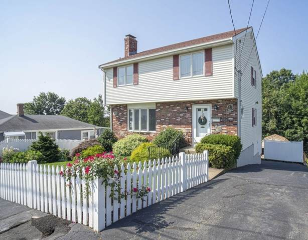 34 Mears Ave, Quincy, MA 02169 (MLS #72873247) :: Maloney Properties Real Estate Brokerage
