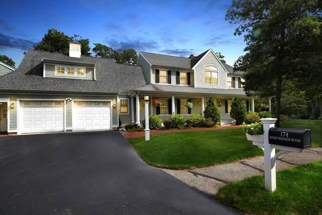 174 Rickenbacker Rd, Falmouth, MA 02536 (MLS #72873257) :: Westcott Properties
