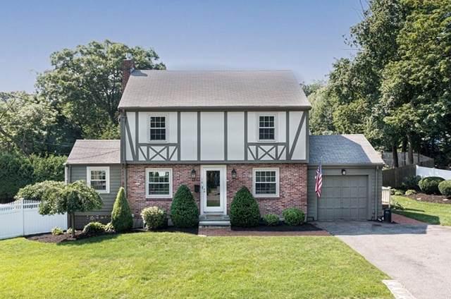 16 Halsey Way, Natick, MA 01760 (MLS #72873262) :: Westcott Properties
