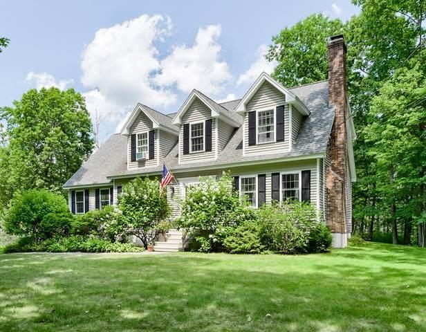 139 Campbell St, Rutland, MA 01543 (MLS #72873270) :: Westcott Properties