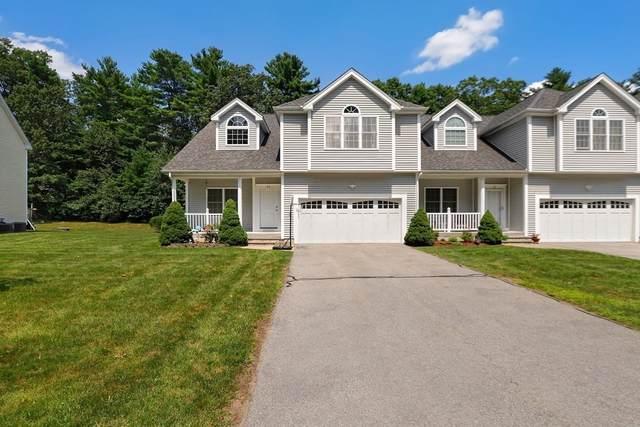 13 Nazneen Cir #13, Hopkinton, MA 01748 (MLS #72873285) :: Home And Key Real Estate