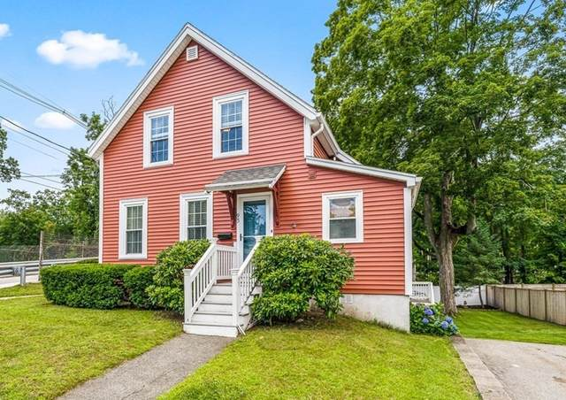 93 Vine Street, Reading, MA 01867 (MLS #72873286) :: Home And Key Real Estate