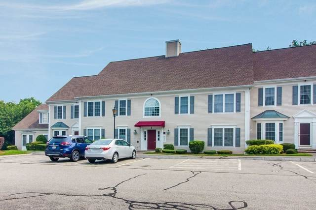 36 Cambridge Rd #9, Woburn, MA 01801 (MLS #72873294) :: Home And Key Real Estate