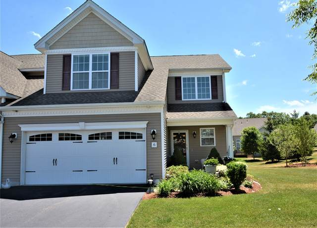 6 Mcallister Way #6, Methuen, MA 01844 (MLS #72873332) :: Home And Key Real Estate
