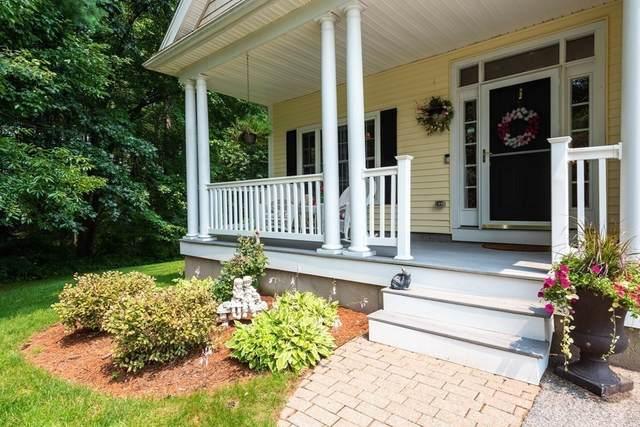 545 Newburyport Turnpike #1, Rowley, MA 01969 (MLS #72873337) :: Home And Key Real Estate