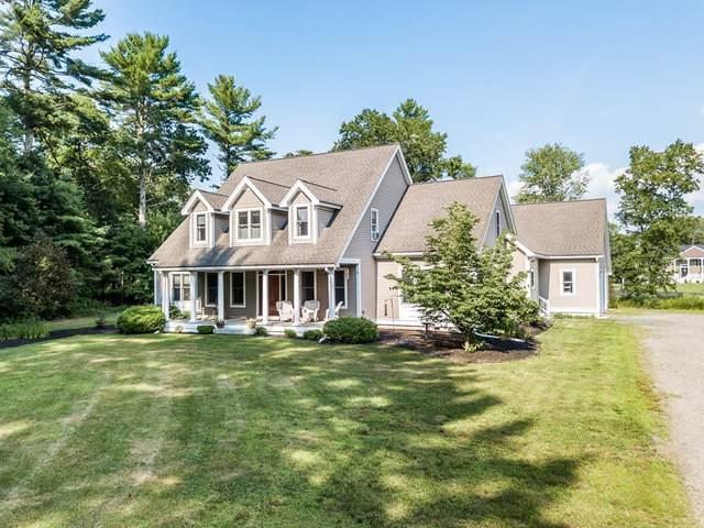 4 Trinity Circle, Bridgewater, MA 02324 (MLS #72873344) :: Welchman Real Estate Group